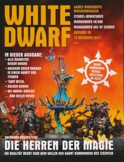 White Dwarf 2015/98