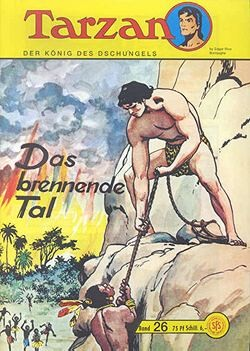 Tarzan Lehning Großband 26