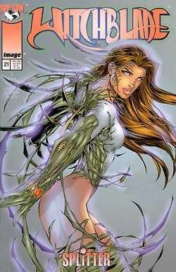 Witchblade (Fachhandel) 21