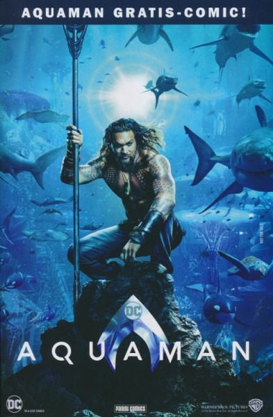 Aquaman Gratis-Comic (2018)