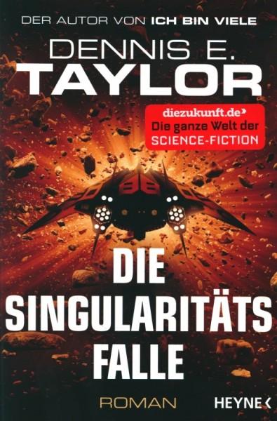 Taylor, D. E.: Die Singularitätsfalle