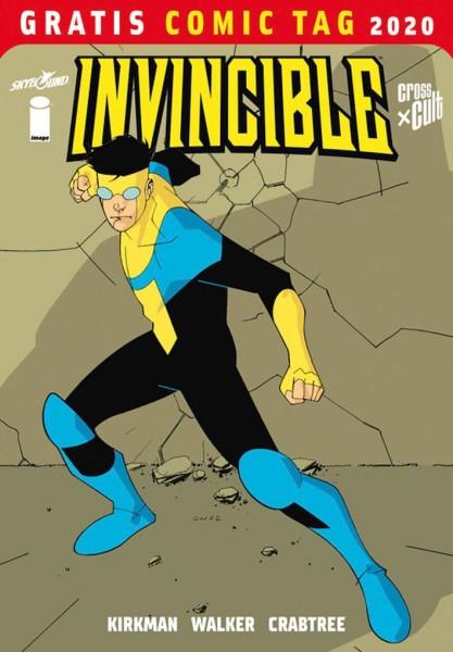 Gratis Comic Tag 2020: Invincible (05/20)