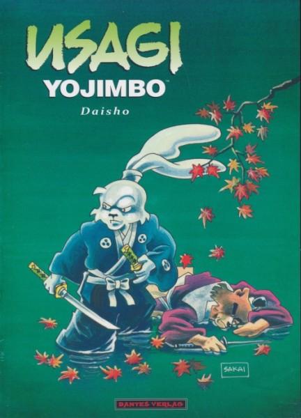 Usagi Yojimbo Werkausgabe 09