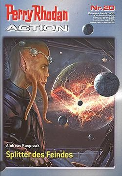 Perry Rhodan Action 20