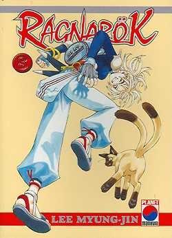 Ragnarök (Planet Manga, Tb) Nr. 1-9 zus. (Z1)