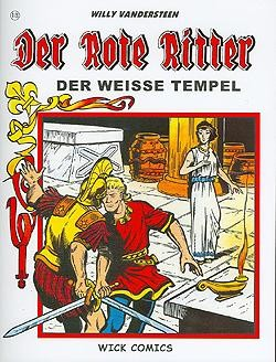 Willy Vandersteens Rote Ritter 18