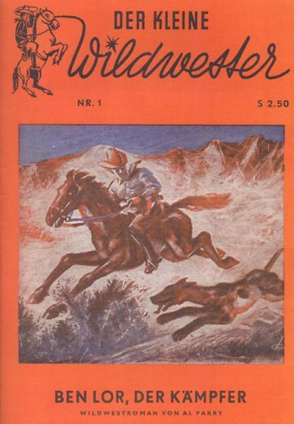 Kleine Wildwester (Romanheftreprints) Nr. 1-5 (neu)