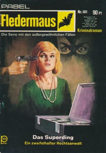 Thriller/Fledermaus (Pabel) Nr. 601-700