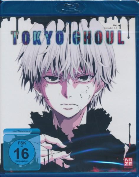 Tokyo Ghoul Vol.1 Blu-ray