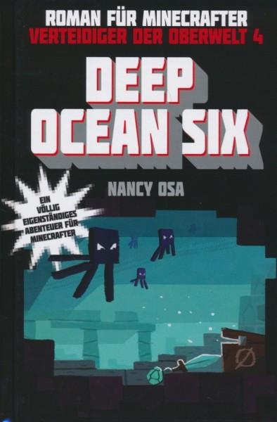 Minecraft Verteidiger Der Oberwelt Deep Ocean Six Minecraft - Minecraft dino spiele