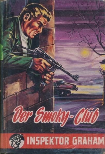 Inspektor Graham Leihbuch Smoky-Club (Bewin)