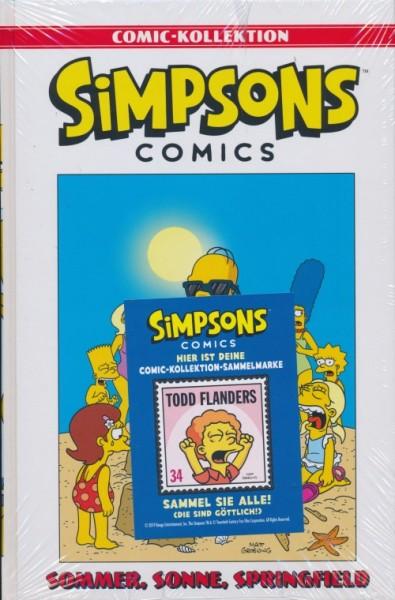 Simpsons Comic Kollektion 34