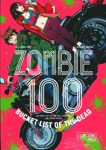 Zombie 100 Bd. 1