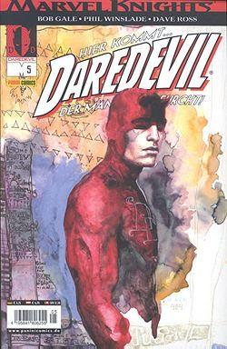Daredevil (Panini, Br., 2002) Nr. 1-5 kpl. (Z0-1)