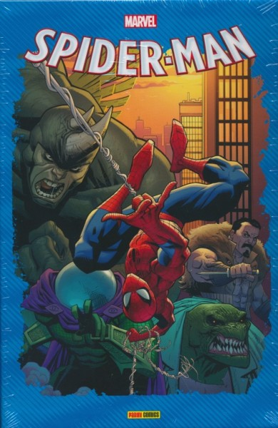 Spider-Man Sammelschuber 3