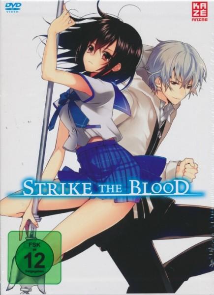 Strike the Blood Vol. 1 DVD + Sammelschuber