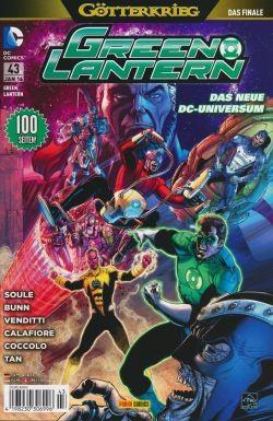 Green Lantern (2012) 43