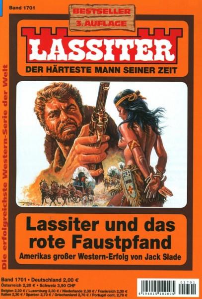 Lassiter 3. Auflage 1701
