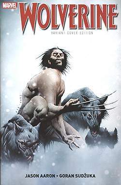 Wolverine (Panini, Gb, ab 2009) Nr. 21 Erlangen Variant-Cover