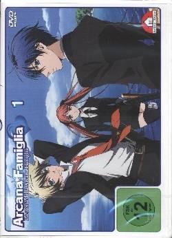 Arcana Famiglia Vol.1 DVD