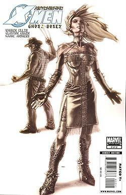 Astonishing X-Men Ghost Boxes 1,2