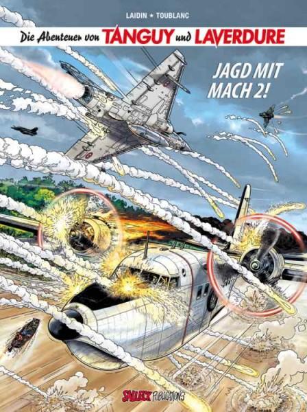 Die Abenteuer von Tanguy und Laverdure SC 22 (12/19)