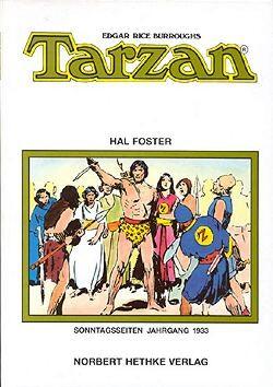 Tarzan Hardcover 1933