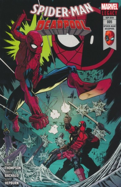 Spider-Man/Deadpool 5