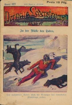 Neue Lederstrumpf (Dresdner Roman, Vorkrieg) Nr. 501-587