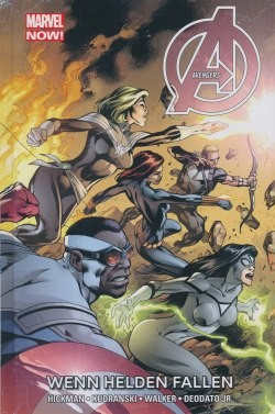 Avengers - Marvel Now Paperback HC 07