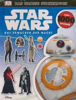 Star Wars: Das Erwachen der Macht - Das große Stickerbuch