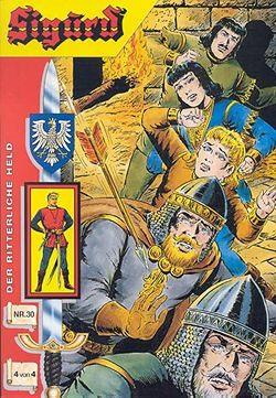 Sigurd 30 (Cover 4) limitiert