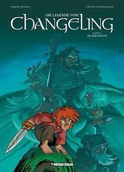 Legende vom Changeling (Piredda, B.) Nr. 5 (neu)