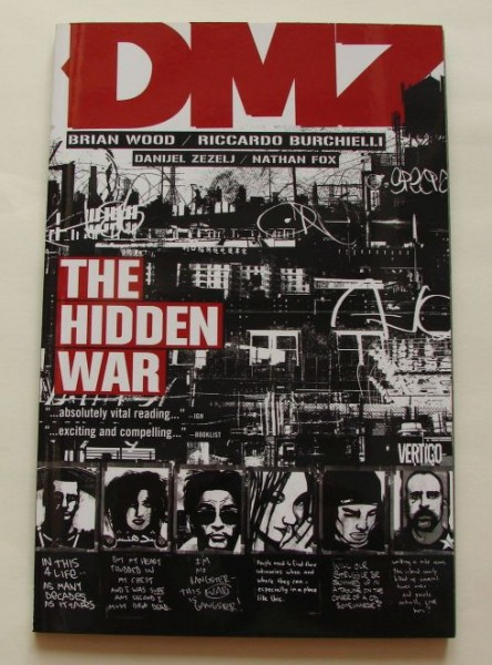 DMZ Vol.05 The Hidden War