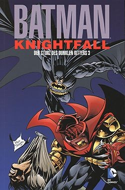 Batman: Knightfall 3 SC