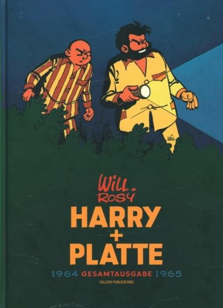 Harry und Platte Gesamtausgabe 4