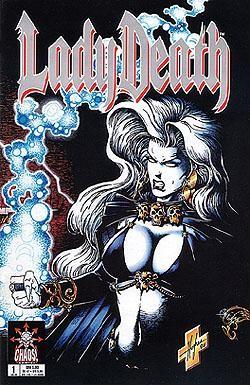Lady Death (Kiosk) 1