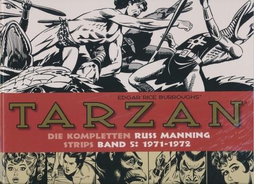 Tarzan: Die kompletten Russ Manning Strips 05