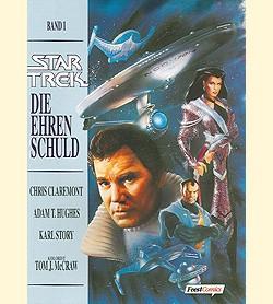 Star Trek (Feest, Br.) Nr. 1-5 kpl. (Z1)