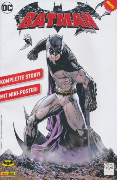 Batman 4. Int. Batman-Tag Gratis-Heft