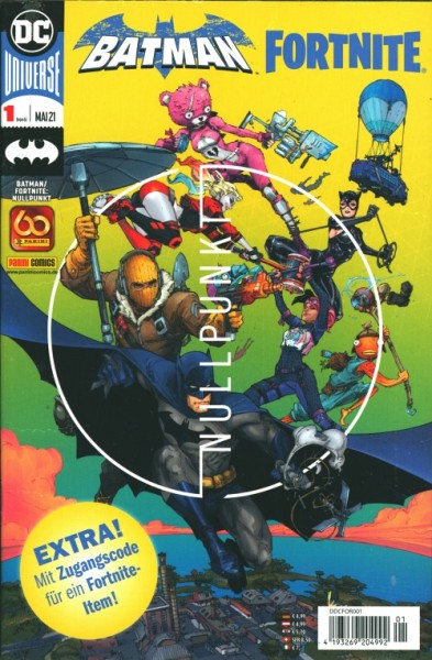 Batman/Fortnite 1 (von 6)