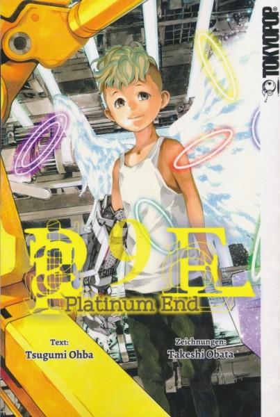 Platinum End 09
