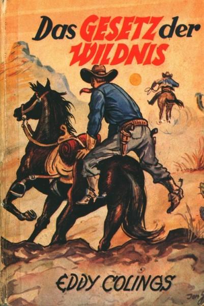 Colings, Eddy Leihbuch Gesetz der Wildnis