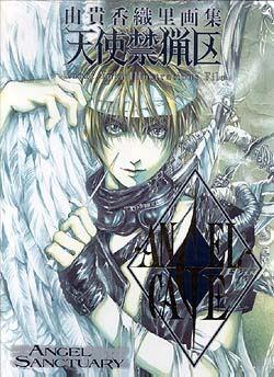 Angel Sanctuary Artbook: Angel Cage
