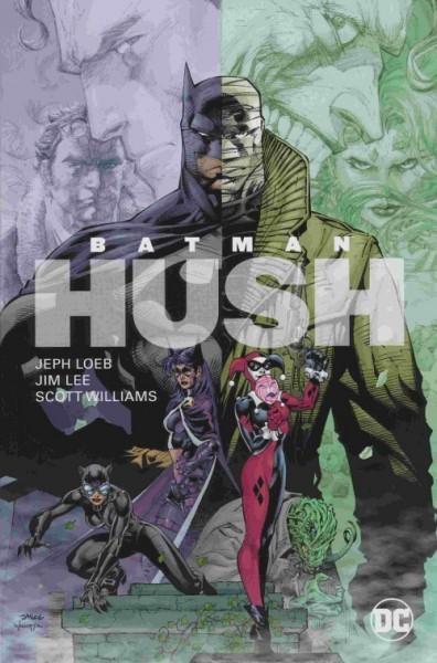 Batman: Hush (Panini, Br., 2018) Nr. 1,2 Softcover
