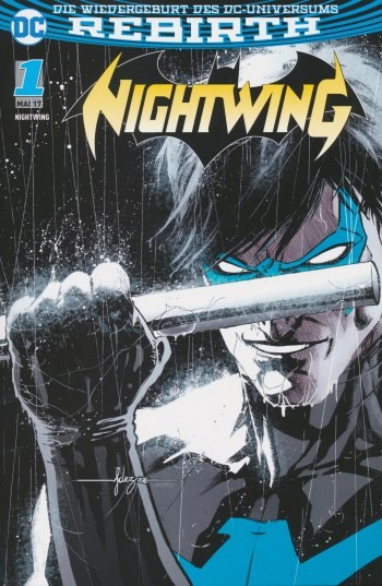 Nightwing (2017) 1 Variant