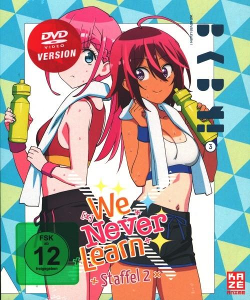 We never learn Staffel 2 Vol. 3 DVD