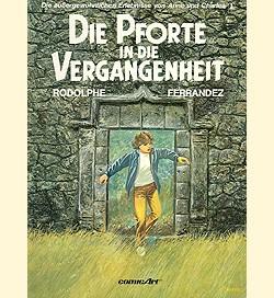 Aussergewöhnlichen Abenteuer von Anne und Charles (Carlsen, Br.) Nr. 1-2