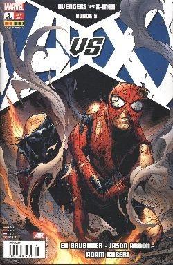 Avengers vs. X-Men 5 Kiosk-Cover