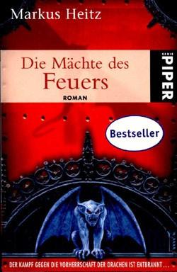 Heitz, Markus (Piper, Tb.) Mächte des Feuers (neu)